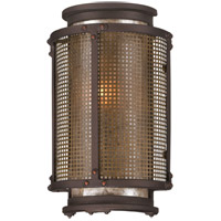Troy Lighting Copper Mountain 1 Light Outdoor Wall in Bronze B3271