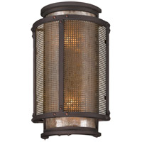 Troy Lighting Copper Mountain 2 Light Outdoor Wall in Bronze B3272