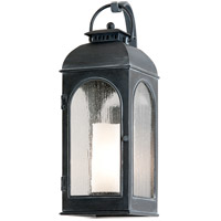 Troy Lighting Derby 1 Light Outdoor Wall in Antique Iron B3282