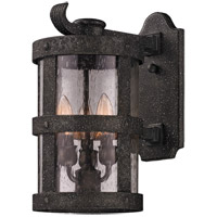 Troy Lighting B3312 Barbosa 3 Light 15 inch Barbosa Bronze Outdoor Wall in Incandescent