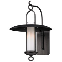 Troy Lighting Carmel 1 Light Outdoor Wall in Graphite B3332