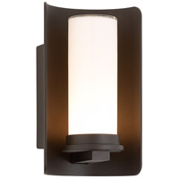 Troy Lighting Drake 1 Light Outdoor Wall in Bronze B3391 photo thumbnail