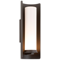 Troy Lighting Drake 1 Light Outdoor Wall in Bronze B3393 photo thumbnail