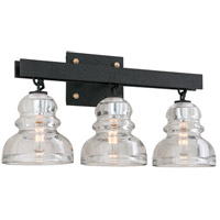Troy Lighting Menlo Park 3 Light Bath Vanity in Deep Bronze B3963