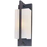 Blade 1 Light 13 inch Forged Iron Outdoor Wall