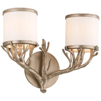 Whitman 2 Light 12 inch Vienna Bronze Bath Vanity Wall Light