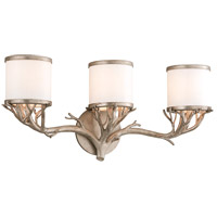 Whitman 3 Light 20 inch Vienna Bronze Bath Vanity Wall Light
