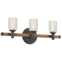 Embarcadero 3 Light 24 inch Bath Vanity Wall Light