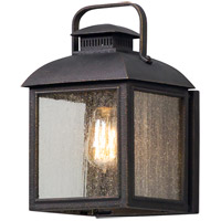 Troy Lighting B5081 Chamberlain 1 Light 12 inch Vintage Bronze Outdoor Wall Light