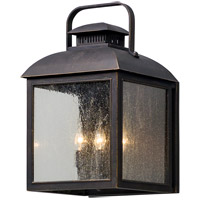 Troy Lighting B5083 Chamberlain 4 Light 22 inch Vintage Bronze Outdoor Wall Light