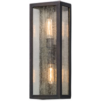 Dixon 2 Light 22 inch Vintage Bronze Outdoor Wall Lantern