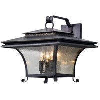 Troy Lighting B5143 Grammercy 4 Light 13 inch Forged Iron Outdoor Wall Light