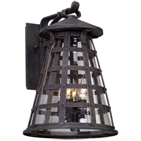 Benjamin 4 Light 18 inch Vintage Iron Outdoor Wall Light