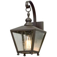 Mumford 1 Light 14 inch Bronze Outdoor Wall Light