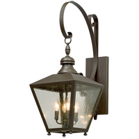 Mumford 4 Light 30 inch Bronze Outdoor Wall Light