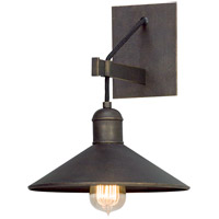 Troy Lighting McCoy - Wall Sconce - 1 Light - Vintage Bronze Finish - Vintage Bronze Metal B5421