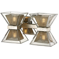 Clear Glass Bathroom Vanity Lights