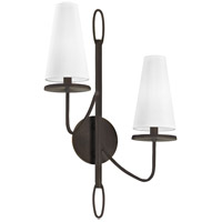 Troy Lighting B6292 Marcel 2 Light 15 inch Pompeii Bronze Wall Sconce Wall Light