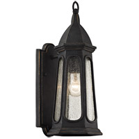 Vintage Iron Glass Outdoor Wall Lights