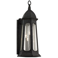 Troy Lighting B6363 Astor 4 Light 31 inch Vintage Iron Outdoor Wall Sconce