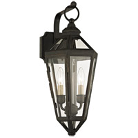 Troy Lighting B6372 Calabasas 2 Light 20 inch Vintage Bronze Outdoor Wall Sconce