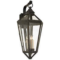Troy Lighting B6374 Calabasas 4 Light 33 inch Vintage Bronze Outdoor Wall Sconce