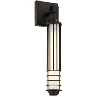 Troy Lighting B6401 Powell Street 1 Light 17 inch Powell Street Bronze Outdoor Wall Sconce