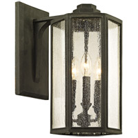 Troy Lighting B6412 Hancock 3 Light 16 inch Vintage Bronze Outdoor Wall Sconce