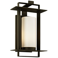 Troy Lighting B6421 Kendrick 1 Light 15 inch Bronze Outdoor Wall Sconce