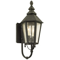 Savannah 2 Light 10 inch Vintage Iron Wall Sconce Wall Light