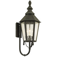 Troy Lighting B6433 Savannah 3 Light 30 inch Vintage Iron Outdoor Wall Sconce