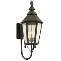 Troy Lighting B6434 Savannah 4 Light 37 inch Vintage Iron Outdoor Wall Sconce