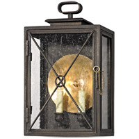Troy Lighting B6443 Randolph 2 Light 17 inch Vintage Bronze Outdoor Wall Sconce