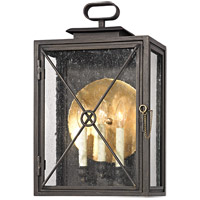 Troy Lighting B6444 Randolph 3 Light 20 inch Vintage Bronze Outdoor Wall Sconce