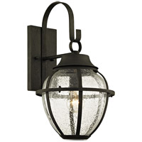 Troy Lighting B6451 Bunker Hill 1 Light 18 inch Vintage Bronze Outdoor Wall Sconce