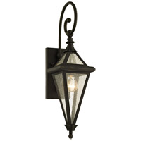 Geneva 1 Light 24 inch Vintage Bronze Outdoor Wall Sconce