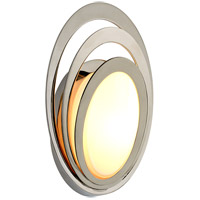 Stratus LED 7 inch Polished Stainless Wall Sconce Wall Light