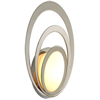 Troy Lighting B6502 Stratus LED 15 inch Polished Stainless Outdoor Wall Sconce