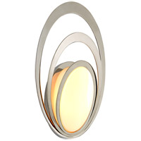Stratus LED 11 inch Polished Stainless Wall Sconce Wall Light