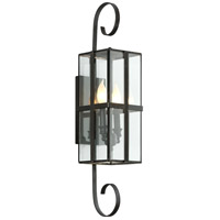 Rutherford 2 Light 6 inch Charred Bronze Wall Sconce Wall Light