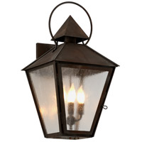 Allston 4 Light 13 inch Natural Rust Wall Sconce Wall Light
