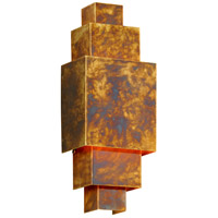 Figueroa LED 5 inch Historic Brass ADA Wall Sconce Wall Light