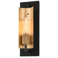 Troy Lighting B6781 Emerson 1 Light 5 inch Carbide Black Wall Sconce Wall Light