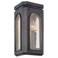 Troy Lighting B6792 Alton 2 Light 8 inch Graphite Wall Sconce Wall Light photo thumbnail