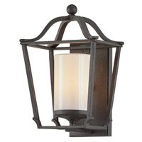 Troy Lighting B6851 Princeton 1 Light 8 inch French Iron Wall Sconce Wall Light