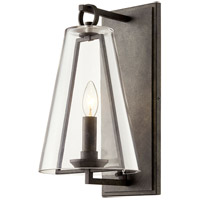 Troy Lighting B7401 Adamson 1 Light 8 inch French Iron Wall Sconce Wall Light
