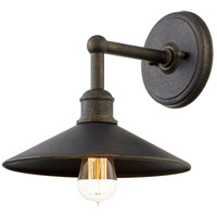 Troy Lighting B7591 Shelton 1 Light 11 inch Vintage Bronze Wall Sconce Wall Light