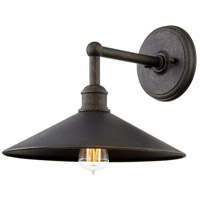 Troy Lighting B7592 Shelton 1 Light 14 inch Vintage Bronze Wall Sconce Wall Light
