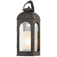 Troy Lighting B7751 Derby 1 Light 6 inch Aged Pewter Wall Sconce Wall Light