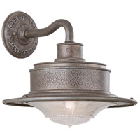 Troy Lighting B9391OG South Street 1 Light 12 inch Old Galvanize Outdoor Wall Downlight in Old Galvanized